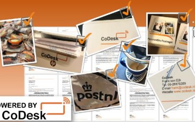 Nieuwe direct mailing campagne