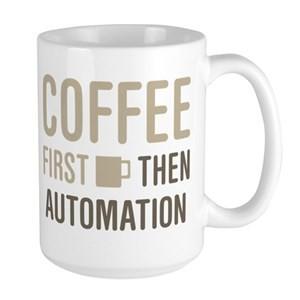 Goede koffie!