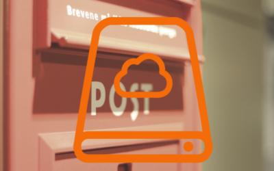 Postbus: online dossier en bestanden delen